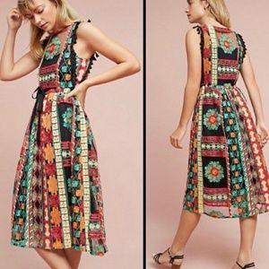 Anthropologie Eva Franco Dress